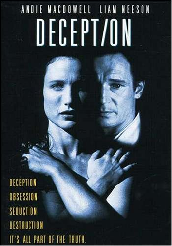 Deception (a.k.a. Ruby Cairo) DVD Image