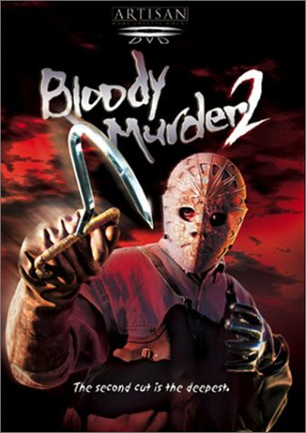 Bloody Murder 2: Closing Camp DVD Image
