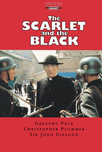 The Scarlet and the Black DVD Image