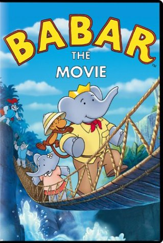 Babar: The Movie DVD Image