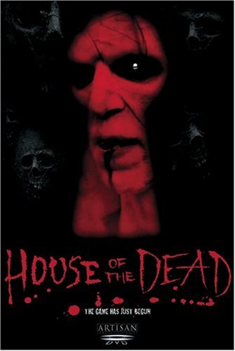 House of the Dead DVD Image