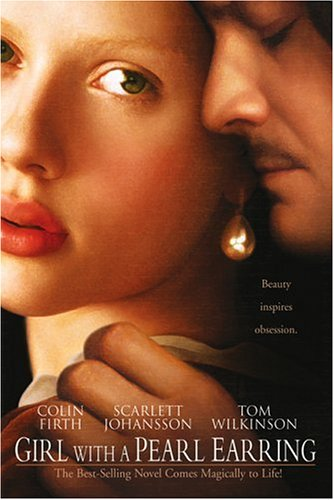 Girl With a Pearl Earring DVD Image