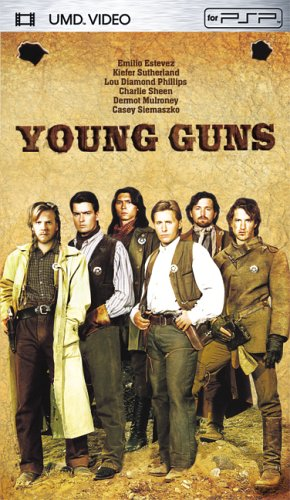Young Guns [UMD for PSP] DVD Image