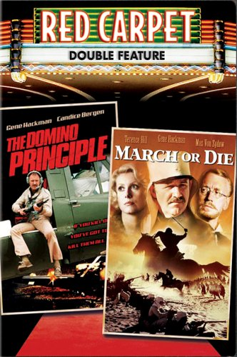 Domino Principle / March Or Die DVD Image