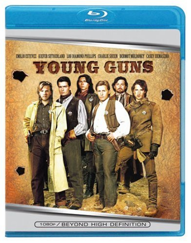 Young Guns (Blu-ray) DVD Image