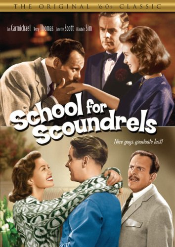 School For Scoundrels (1960/ Lions Gate) DVD Image