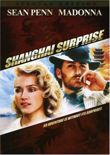 Shanghai Surprise (Special Edition) DVD Image