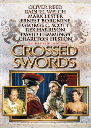 Crossed Swords DVD Image