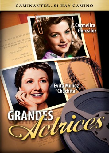 Grandes Actrices DVD Image