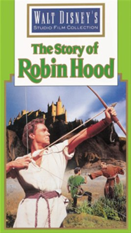 The Story of Robin Hood [VHS] DVD Image