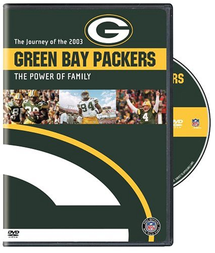 NFL Team Highlights 2003-04: Green Bay Packers DVD Image