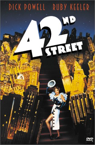 42nd Street (Old Version) DVD Image