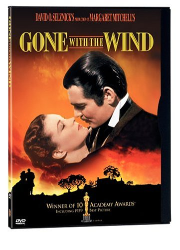 Gone with the Wind DVD Image