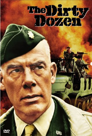 Dirty Dozen (Warner Brothers/ Old Version) DVD Image