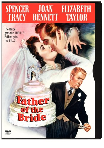 Father Of The Bride (1950/ Old Version) DVD Image