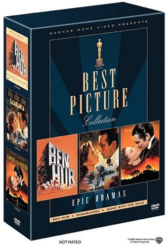 Best Picture Collection #1: Classic Musicals: An American In Paris / Gigi / My Fair Lady DVD Image