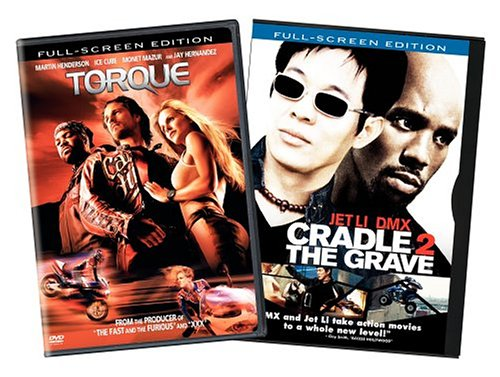 Cradle 2 The Grave / Torque (2-Pack) DVD Image