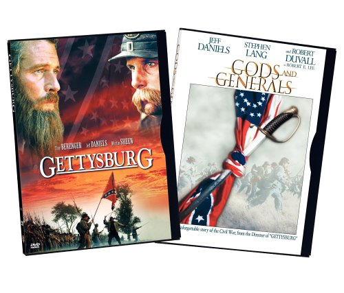 Gods And Generals (Special Edition) / Gettysburgh (Back-To-Back) DVD Image