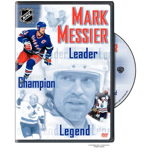 NHL - Mark Messier - Leader Champion & Legend (Collector's Edition) DVD Image