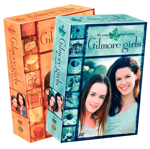 Gilmore Girls: The Complete 1st - 2nd Seasons DVD Image