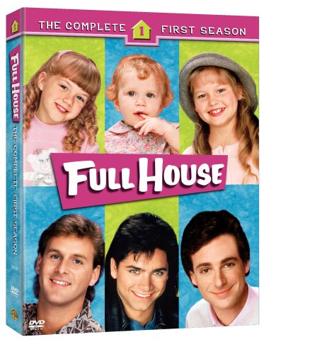 Full House: The Complete 1st Season DVD Image