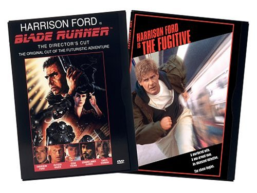 Blade Runner - The Director's Cut / The Fugitive DVD Image