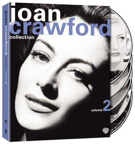 The Joan Crawford Collection, Vol. 2 (A Woman's Face / Flamingo Road / Sadie McKee / Strange Cargo / Torch Song) DVD Image