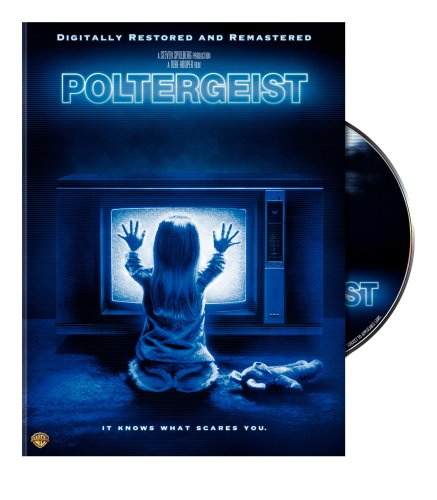 Poltergeist (Warner Brothers/ 25th Anniversary Deluxe Edition) DVD Image