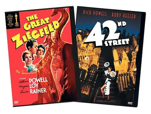 The Great Ziegfield / 42nd Street (Two-Pack) DVD Image