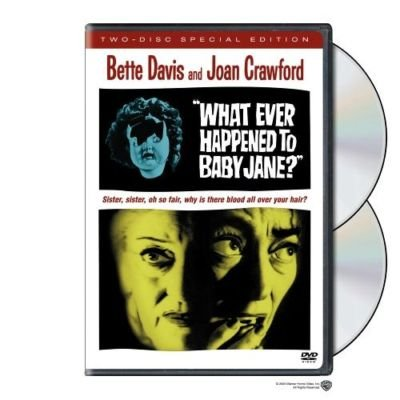Whatever Happened To Baby Jane DVD Image