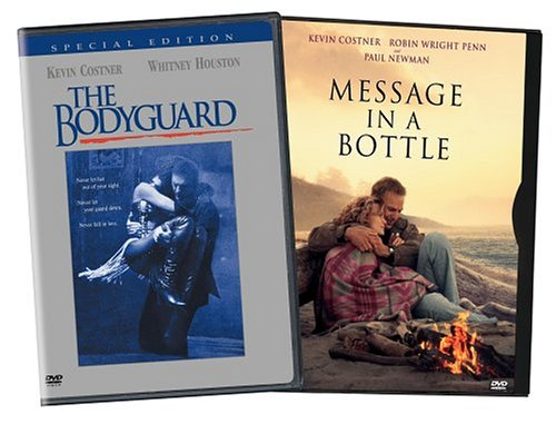 The Bodyguard/Message In a Bottle DVD Image