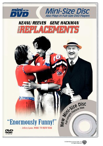 Replacements (Mini DVD) DVD Image