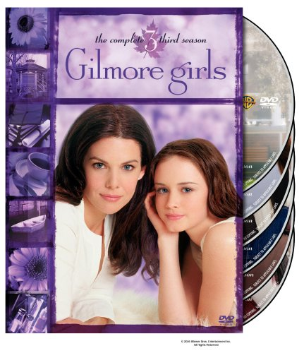 Gilmore Girls: The Complete 3rd Season DVD Image