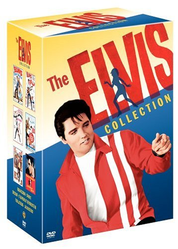 Elvis Presley: The Signature Collection: Harum Scarum / It Happened At The World's Fair / Jailhouse Rock / Speedway / ... DVD Image