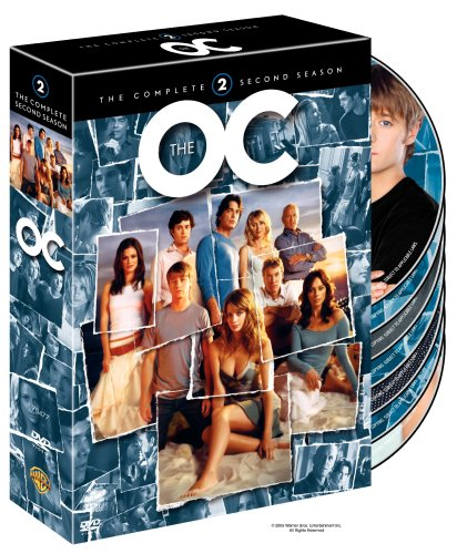 The O.C. - The Complete Second Season DVD Image