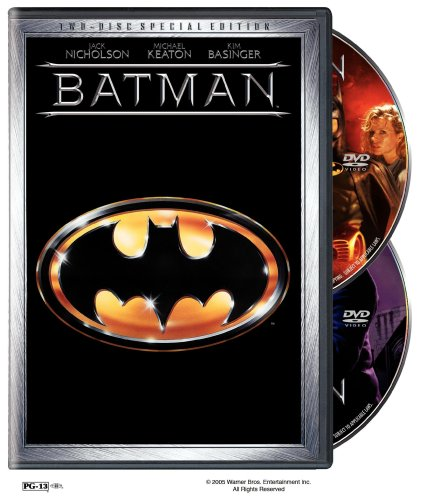 Batman (1989/ 2-Disc Special Edition) DVD Image
