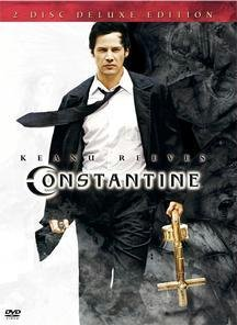 Constantine (Widescreen/ Deluxe Edition) DVD Image