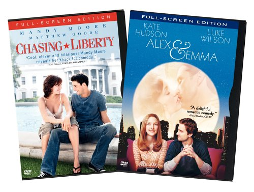 Alex & Emma (Full Screen Edition) / Chasing Liberty (Full Screen Edition) DVD Image