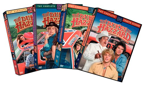 The Dukes of Hazzard - The Complete First Four Seasons DVD Image