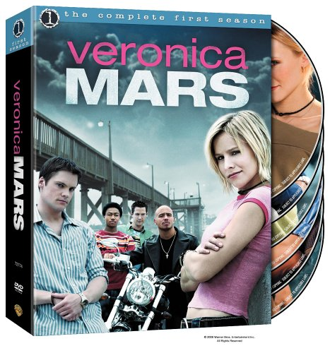 Veronica Mars: The Complete 1st Season DVD Image