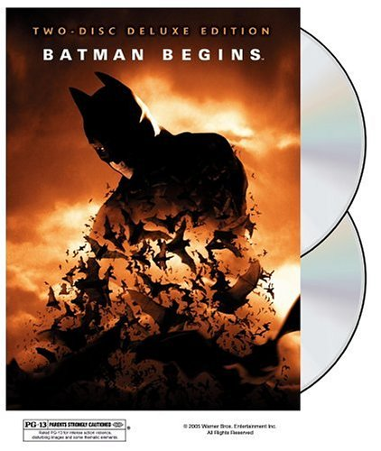 Batman Begins (Widescreen/ 2-Disc/ Limited Deluxe Edition) DVD Image