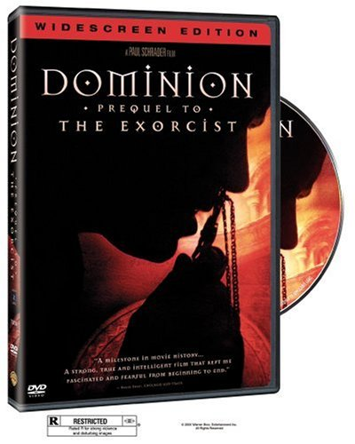 Dominion: Prequel To The Exorcist (Widescreen) DVD Image