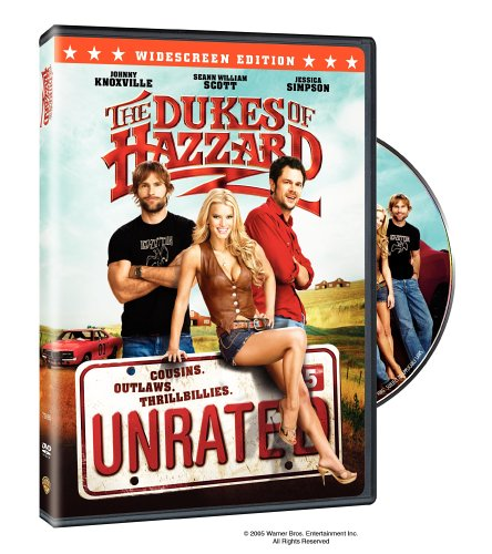 Dukes Of Hazzard (Unrated Version/ Widescreen) DVD Image