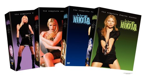 La Femme Nikita - The Complete First Four Seasons DVD Image