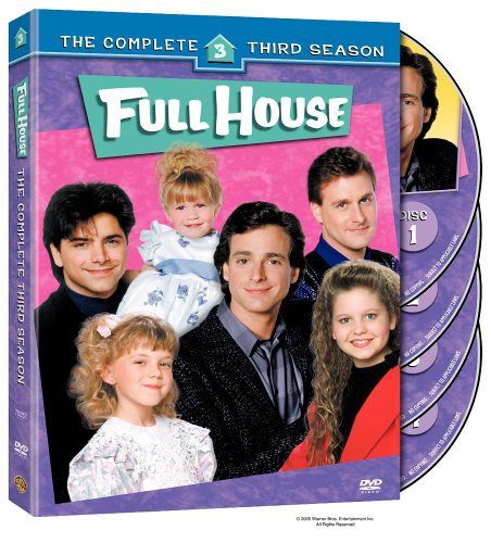 Full House: The Complete 3rd Season DVD Image