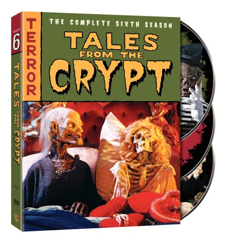 Tales from the Crypt: The Complete Sixth Season DVD Image