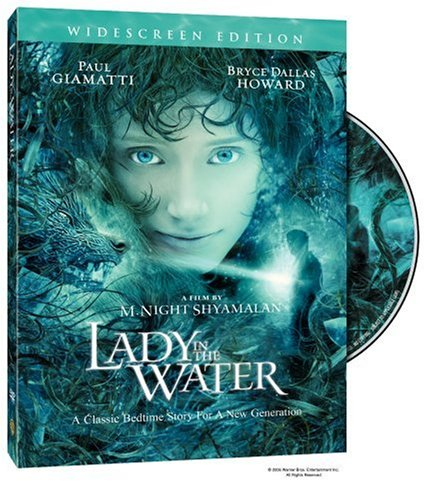 Lady In The Water (Widescreen) DVD Image