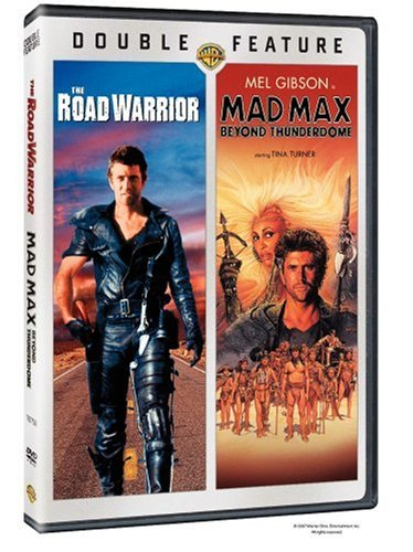 Road Warrior / Mad Max: Beyond Thunderdome DVD Image