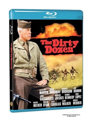 The Dirty Dozen [Blu-ray] DVD Image