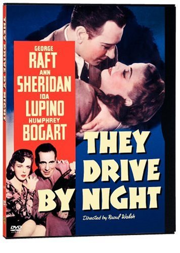 They Drive by Night (Keepcase) DVD Image